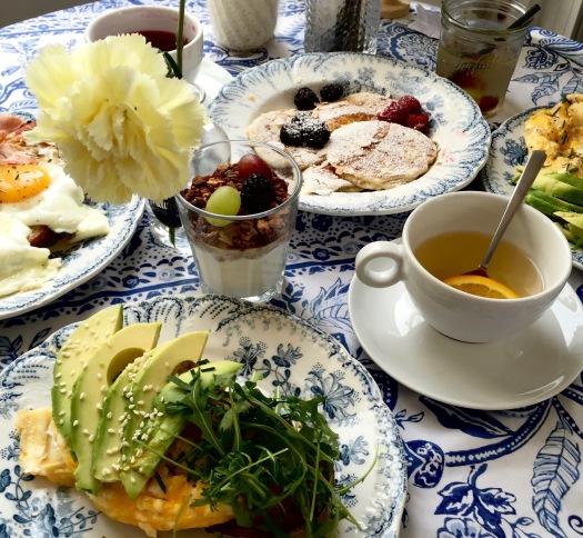 Maurice-ontbijt