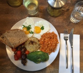 Veggie Full English